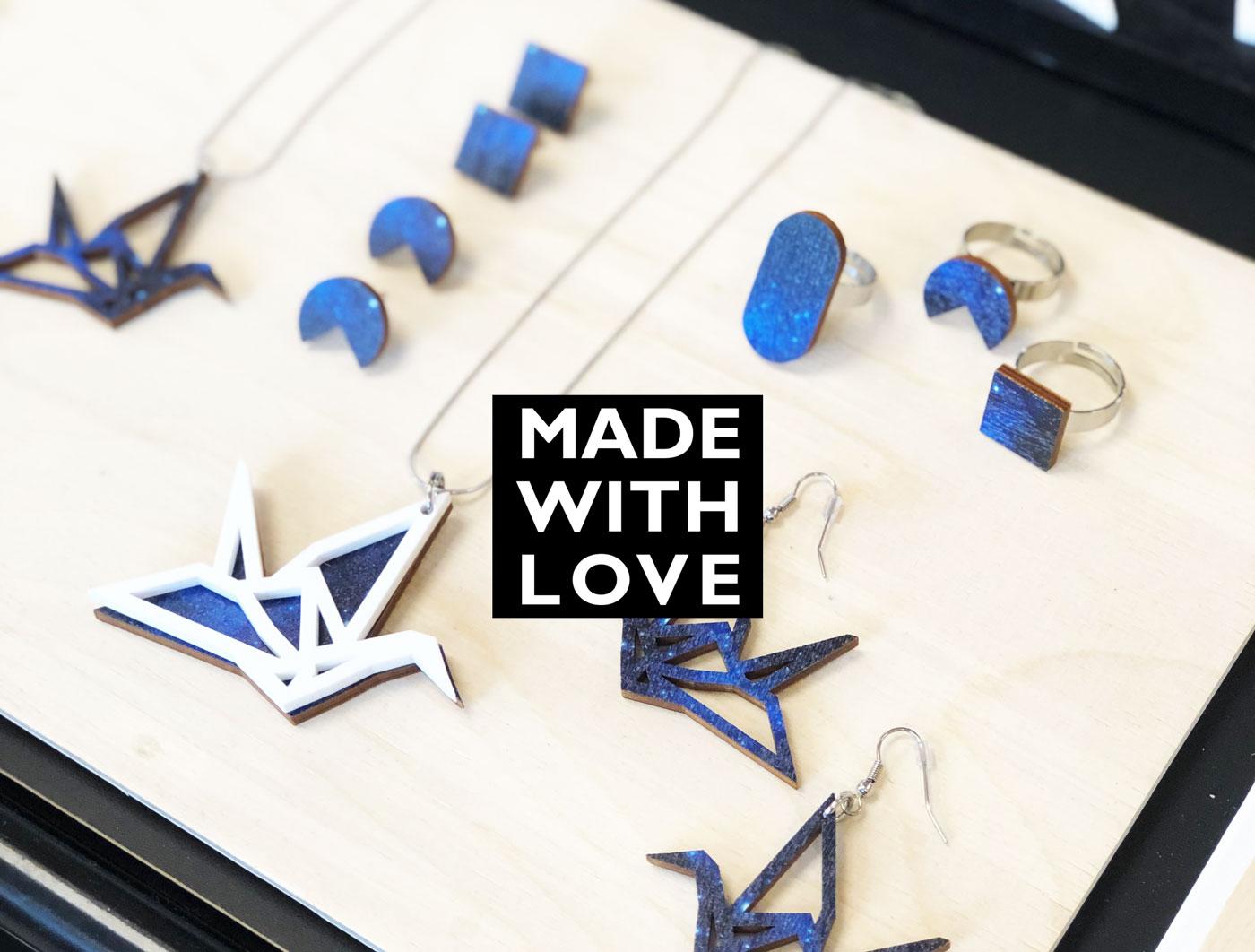 YO ZEN jewellery - Wear with Love
