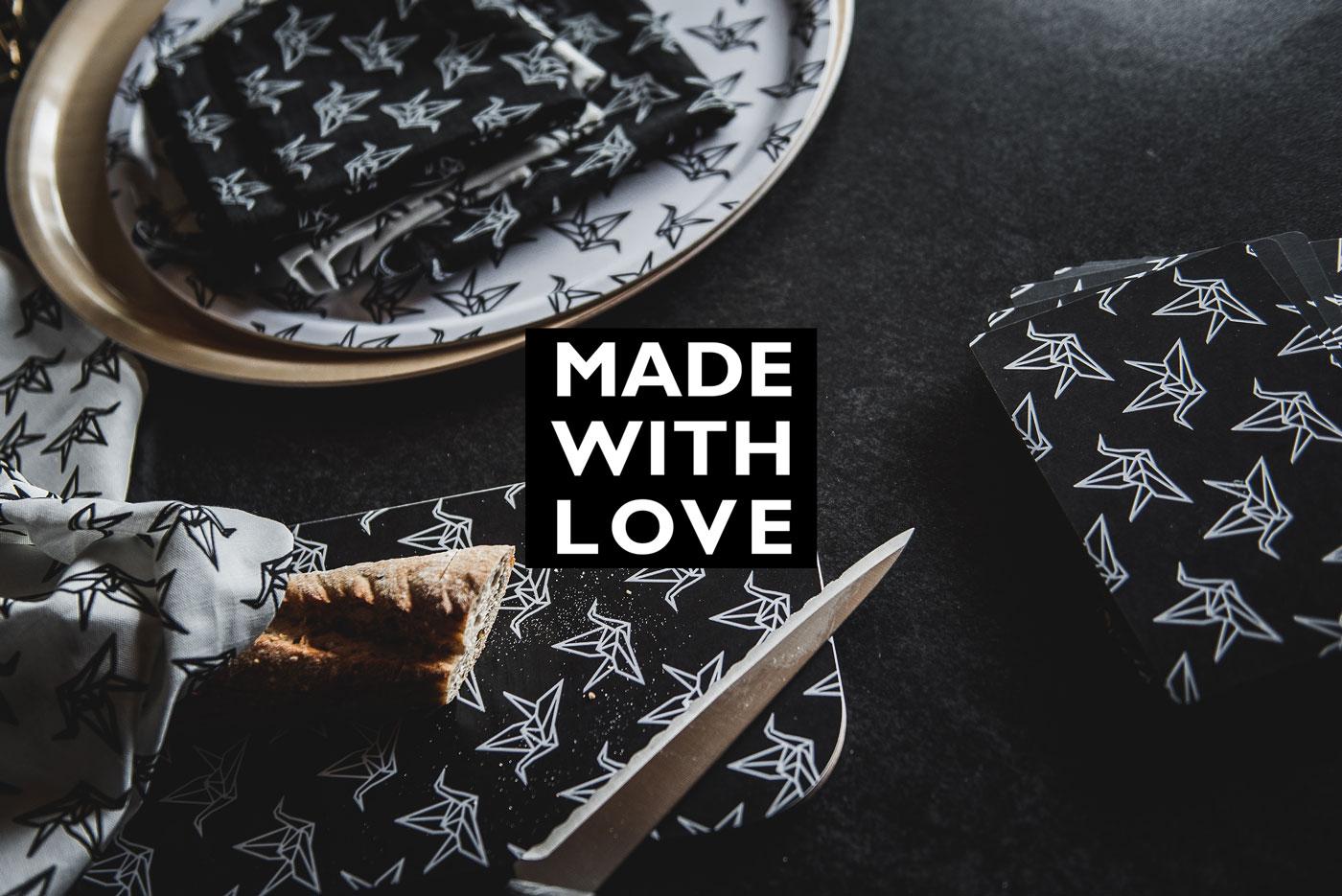 YO ZEN Home - Made with Love